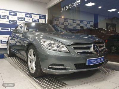 usado Mercedes CL500 Clase CLBlueEfficiency