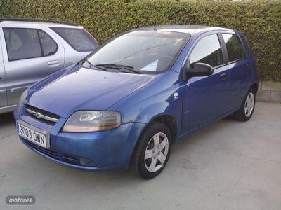 usado Chevrolet Kalos 1.2 Gasolina 72 CV