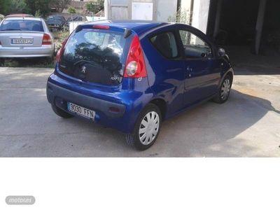 usado Peugeot 107 1.000