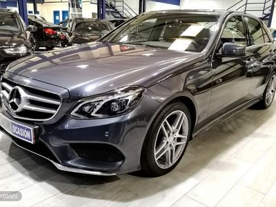 usado Mercedes E300 Clase EBlueTEC Avantgarde Plus