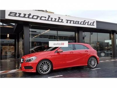 usado Mercedes A180 CDI BE AMG Sport 7G-DCT IMPECABLE !!!!