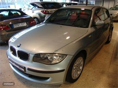 gebraucht BMW 118 Serie 1 d Auto
