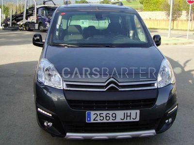 usado Citroën Berlingo MULTISPACE 1.6 HDI 100 CV AUTOMATICA 5p