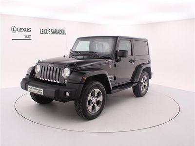 gebraucht Jeep Wrangler 2.8 CRD Sahara Auto Precio sujeto a financiación,