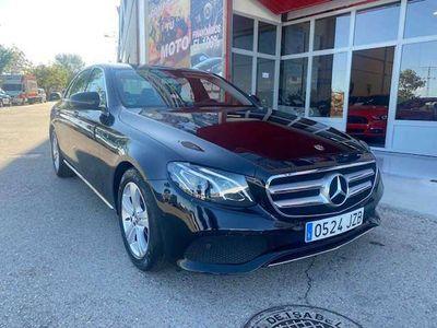 usado Mercedes E200 Estate 9G-Tronic