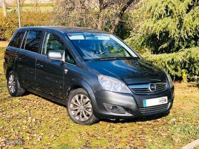 usado Opel Zafira 1.6 16v Family