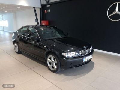 usado BMW 330 Serie 3 xd 3,0 Ltr. - 150 kW Turbodiesel Edition Advance Euro-Norm 4 2003