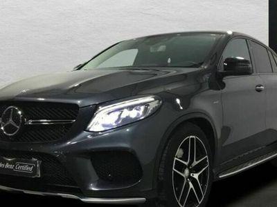 usado Mercedes 450 Clase GLE CoupéAMG 4Matic Aut.