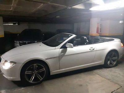 usado BMW 630 Cabriolet Serie 6 E64 Cabrio Aut.