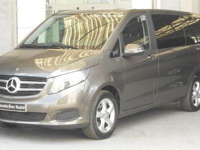 usado Mercedes V220 Clase d Largo 7G Tronic