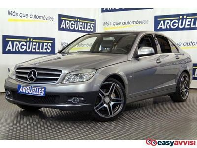 usado Mercedes 170 clase c cdi avantgardediesel
