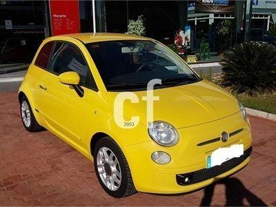 usado Fiat 500 1.4 16v 100 CV Lounge