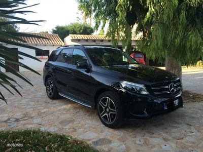 usado Mercedes 250 GLE SUV GLE DAMG 4MATIC