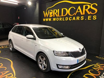 usado Skoda Rapid Rapid/Spaceback1.6TDI CR Active 66kW