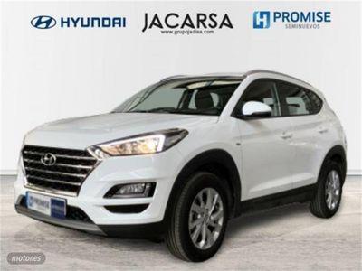usado Hyundai Tucson 1.6CRDI SLE 4x2