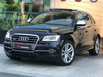 usado Audi SQ5 3.0TDI quattro Tiptronic 313 - IMPRESIONANTE