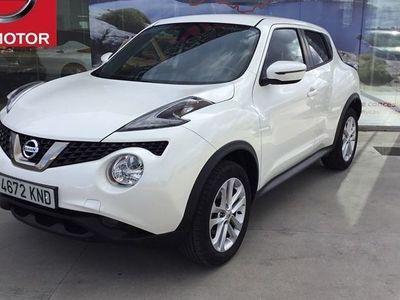 usado Nissan Juke DIG-T EU6 85 kW (115 CV) 6M/T ACENTA