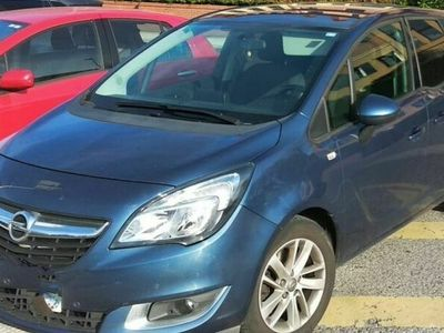 usado Opel Meriva 1.6CDTi S&S Ecoflex Selective