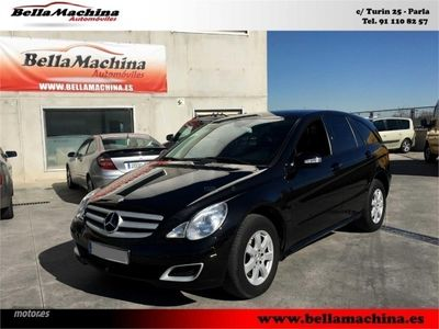 usado Mercedes R280 CDI 4M Aut. *** IMPECABLE ESTADO ***