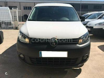 usado VW Caddy Furgón 2.0tdi 55kw 75 cv en Valencia