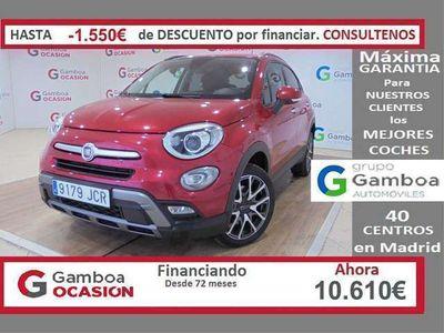 usado Fiat 500X 2.0Mjt Cross 4x4 103kW