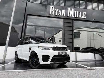 usado Land Rover Range Rover Sport 5.0 V8 SC SVR Aut.
