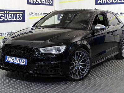 usado Audi S3 2.0 TFSI quattro S-Tronic 300cv
