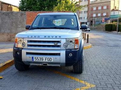 used Land Rover Discovery 2.7TDV6 SE