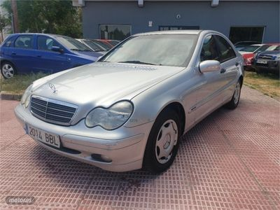 used Mercedes C200 Clase CK ELEGANCE
