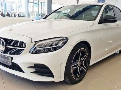 usado Mercedes C220 d 9G-Tronic (0.0) - AMG - PACK NOCHE -