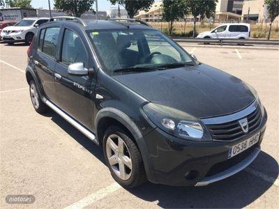 usado Dacia Sandero Stepway 1.6 85cv E5