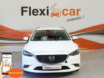 usado Mazda 6 2.2de Style 150 cv