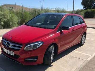 usado Mercedes B180 CDI 7G-DCT