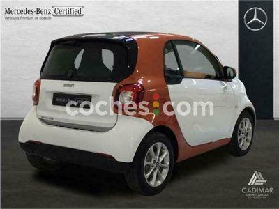 usado Smart ForTwo Electric Drive Coupé 82 cv en Cadiz