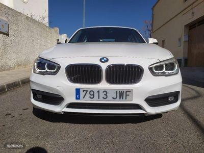 usado BMW 116 Serie 1 d EfficientDynamics