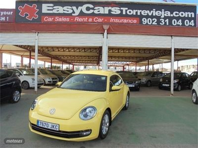 usado VW Beetle 1.6 TDI 105cv 53 Edition