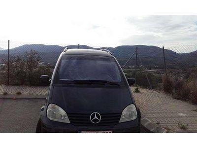 usado Mercedes Vaneo 1.7CDI Ambiente 91