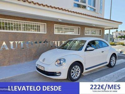 usado VW Beetle 1.2 TSI 105cv Design