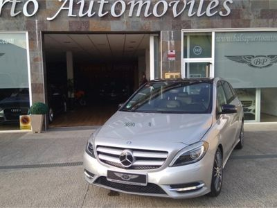 usado Mercedes B220 Clase BCDI Aut. Sport