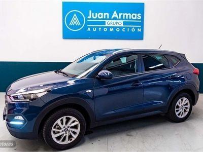 used Hyundai Tucson 1.6 GDi Klass 4x2