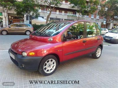 usado Fiat Multipla 1.9 JTD ELX