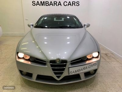 usado Alfa Romeo Brera 2.4 JTDM 6M 210CV