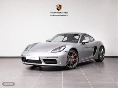 usado Porsche 718 Cayman S