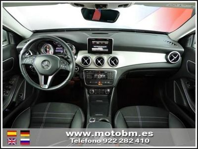 usado Mercedes GLA200 Clase GlaCdi Urban 5p. -14