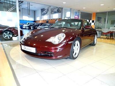 usado Porsche 911 Carrera 4 996Carrera 4 Cuero Xenon Sensor Parking '04