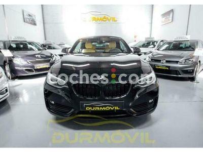 usado BMW 218 Serie 2 da Cabrio 150 cv en Sevilla