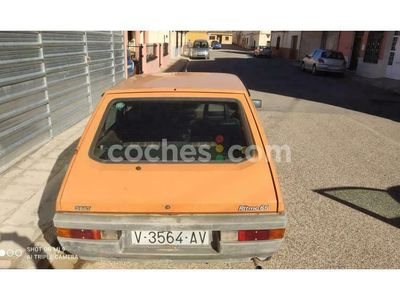 usado Seat Mii 1.0 Style 60 60 cv en Albacete