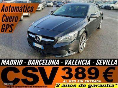 usado Mercedes CLA220 Clase CLAd
