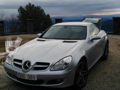 usado Mercedes SLK200 Clase SLKK -06