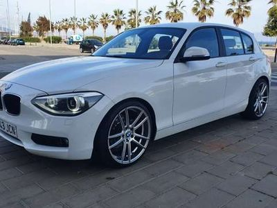 usado BMW 118 Serie 1 F20 5p. Diesel Sport